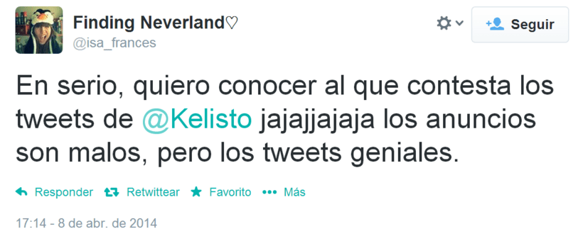 Community manager en Kelisto: Feedback de usuarios 3