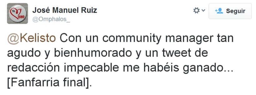 Community manager en Kelisto: Feedback de usuarios 9