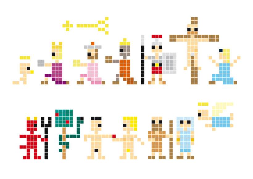 Pixels -1