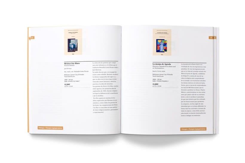 Catálogos PUV 5