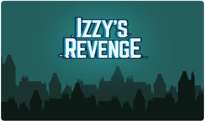 Izzy's Revenge - 2D video game project 0
