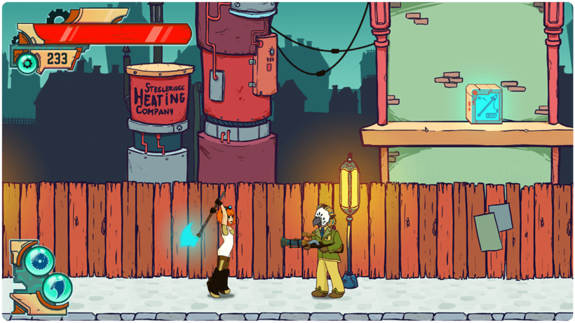 Izzy's Revenge - 2D video game project 10