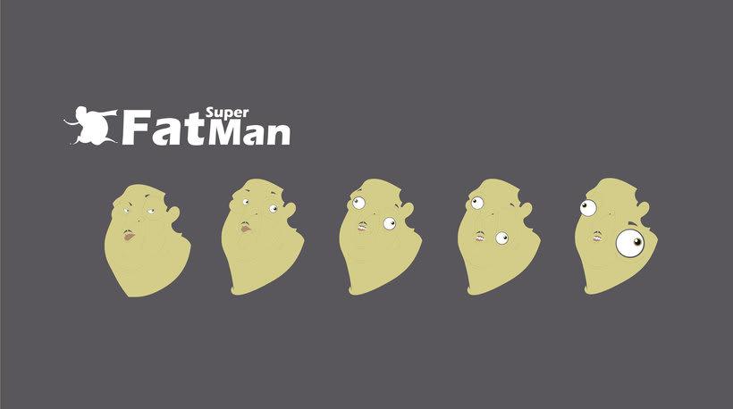 Super FatMan -1