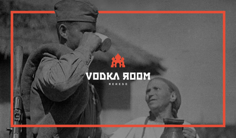 Vodka Room   11