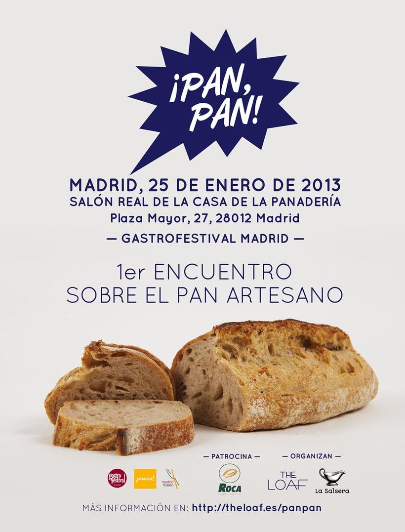 ¡PAN, PAN! 1