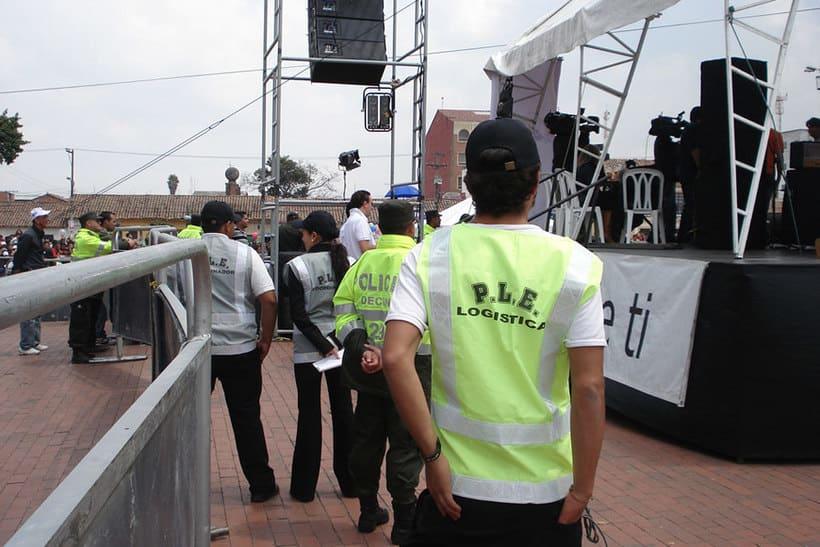 Logística y Seguridad para Eventos 5