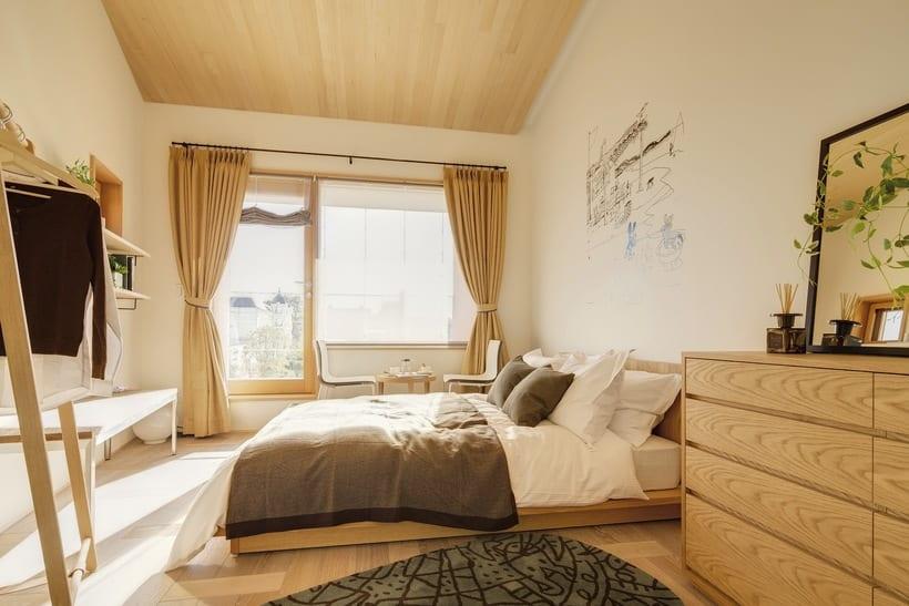 Casa modelo en jap n domestika for Modelo de casas villa club
