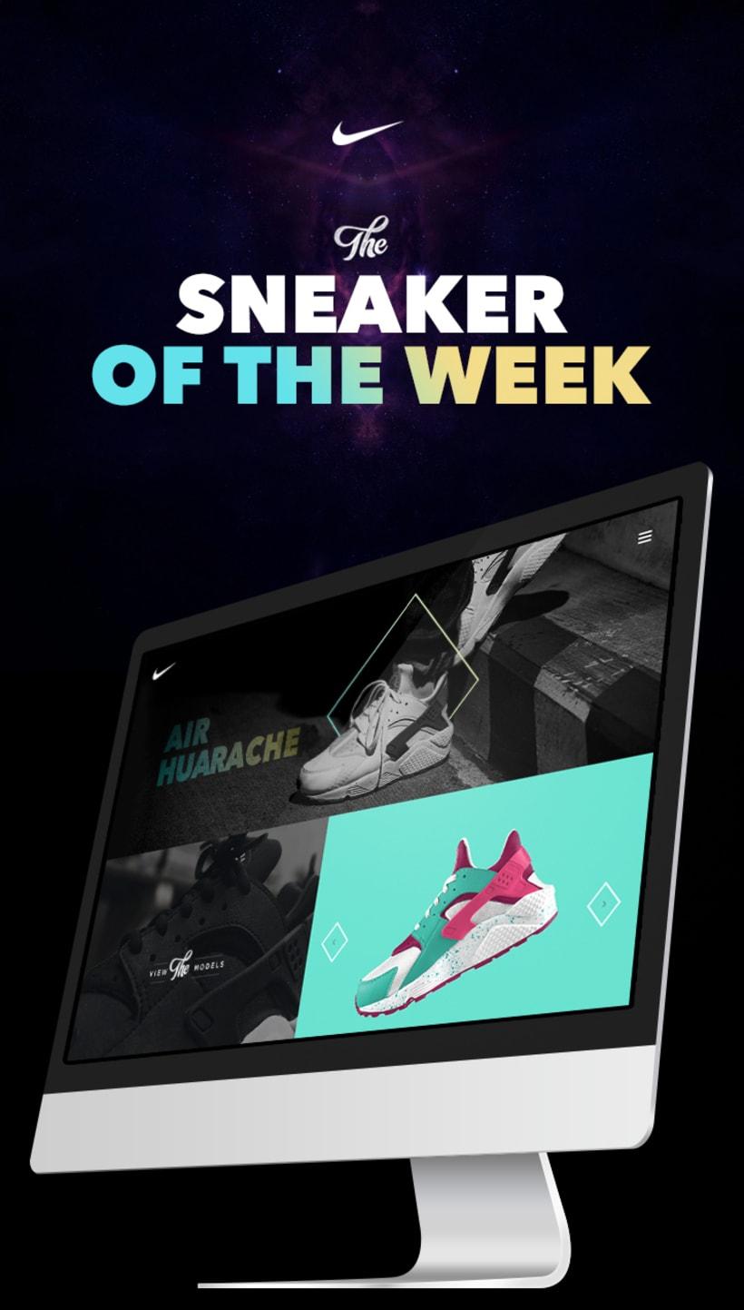 Nike - The Sneaker of the week 0