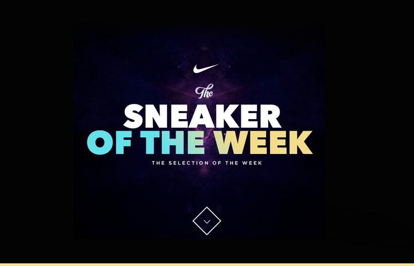 Nike - The Sneaker of the week 1