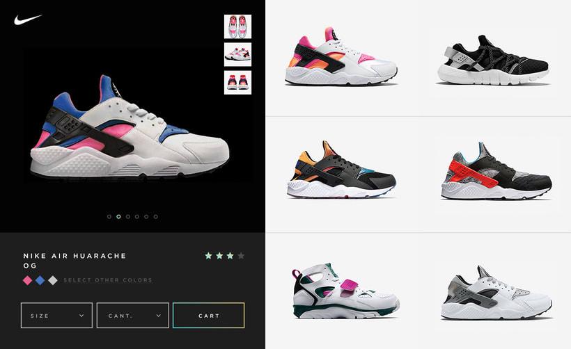 Nike - The Sneaker of the week 5