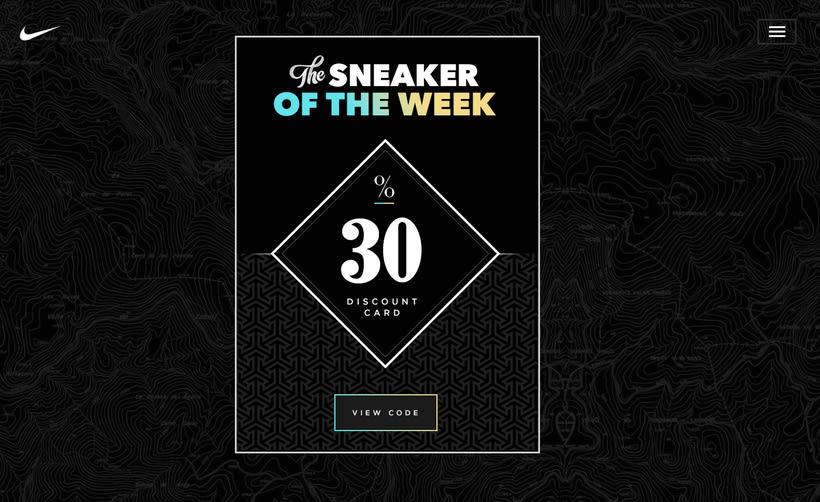 Nike - The Sneaker of the week 9
