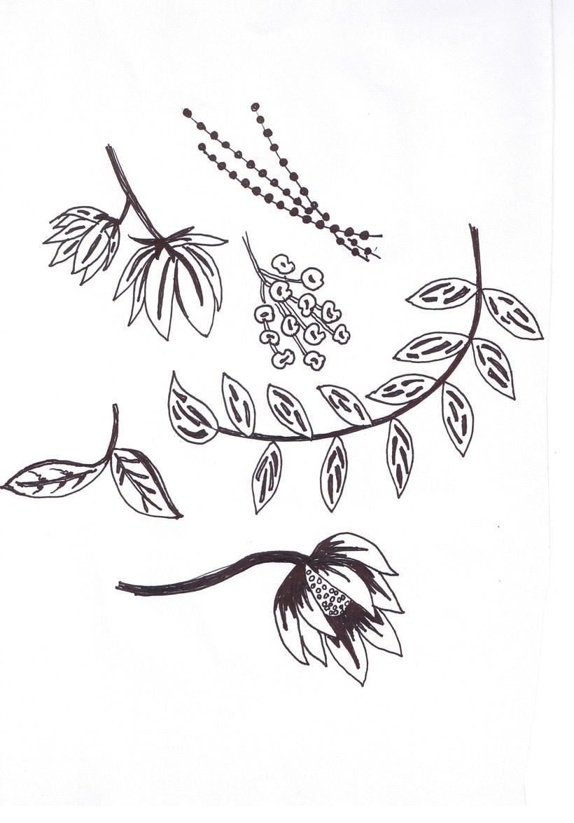 Botánica/ PATTERN 4