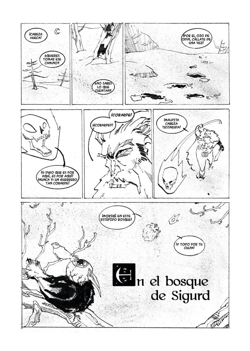 En el bosque de Sigurd -1