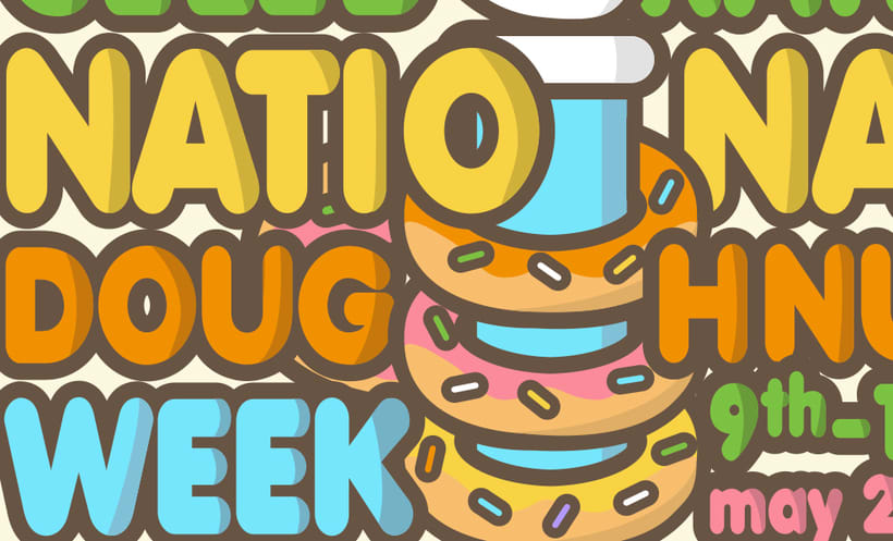 NATIONAL DOUGHNUT WEEK 2