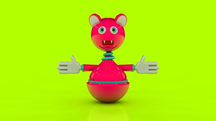 3D Toy Design -1
