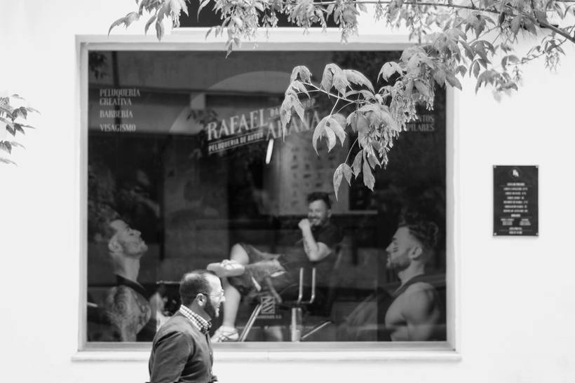 Rafael Arana Barber Shop 10