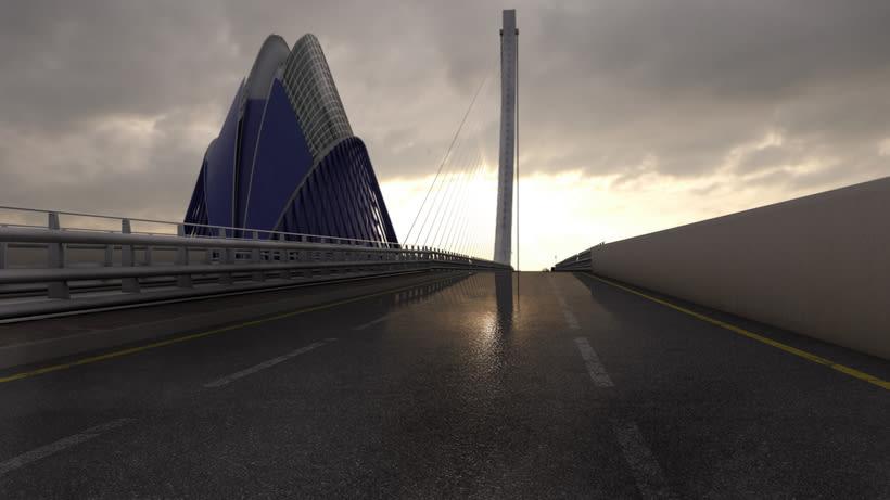 Puente - Agora - Valencia 0
