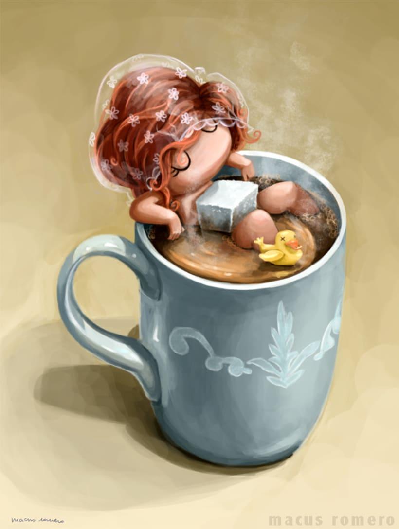 I love coffee 0