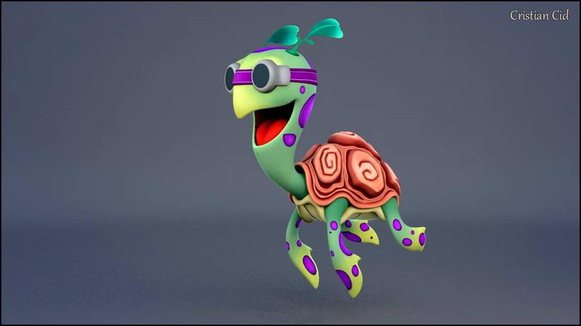 Turtle 0
