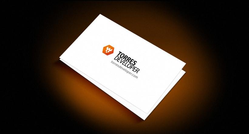 Torres Developer Logo 4