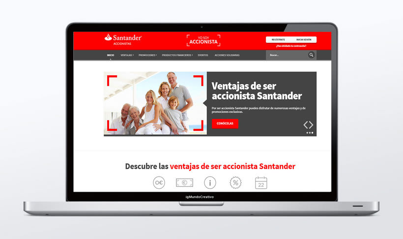 Santander Accionistas -1