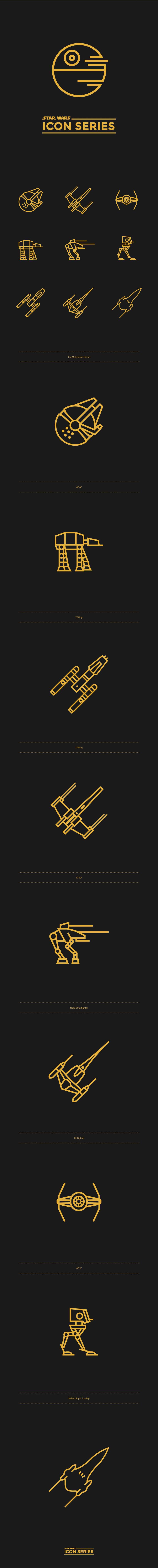 Star Wars Icon Series -1