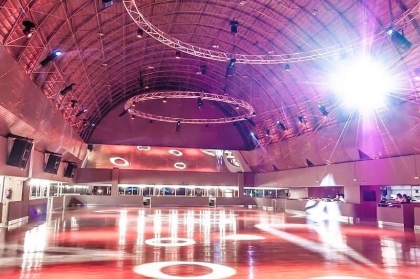 Diseño Sesión Roller El Cuerpo del Disco. Mayo 3