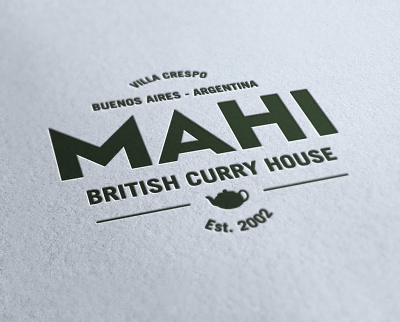 British Curry House 0