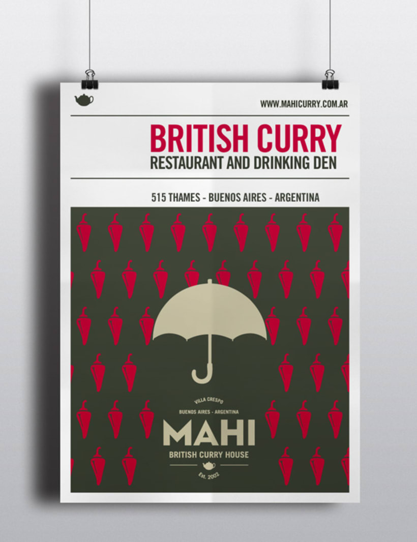 British Curry House 8