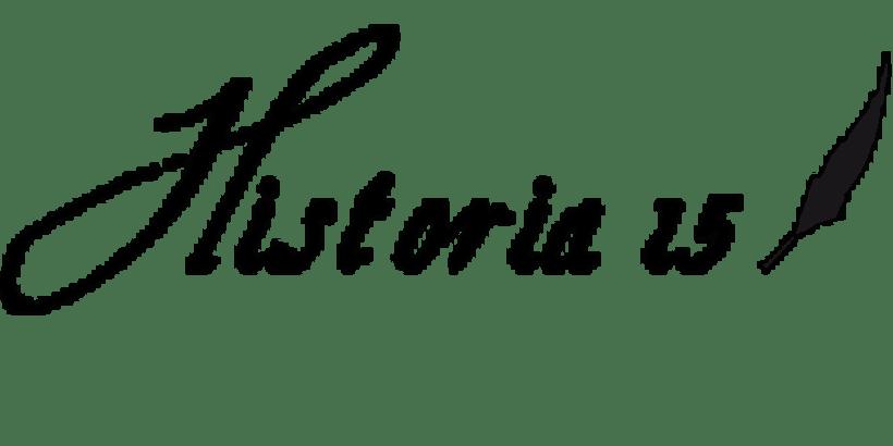 Logosímbolo Historia15 -1