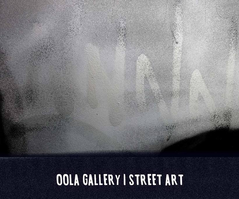 #welikegraffiti. Una mirada al arte urbano: Oola Gallery 1