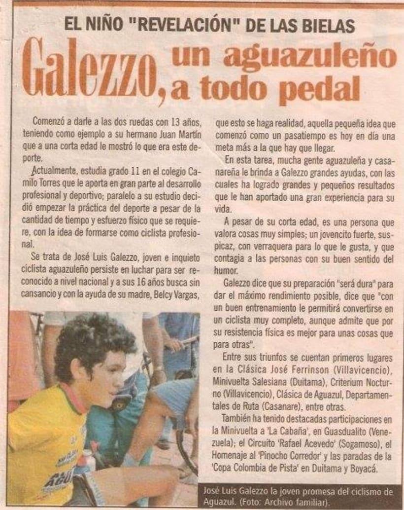 Colección Ciclismo 0