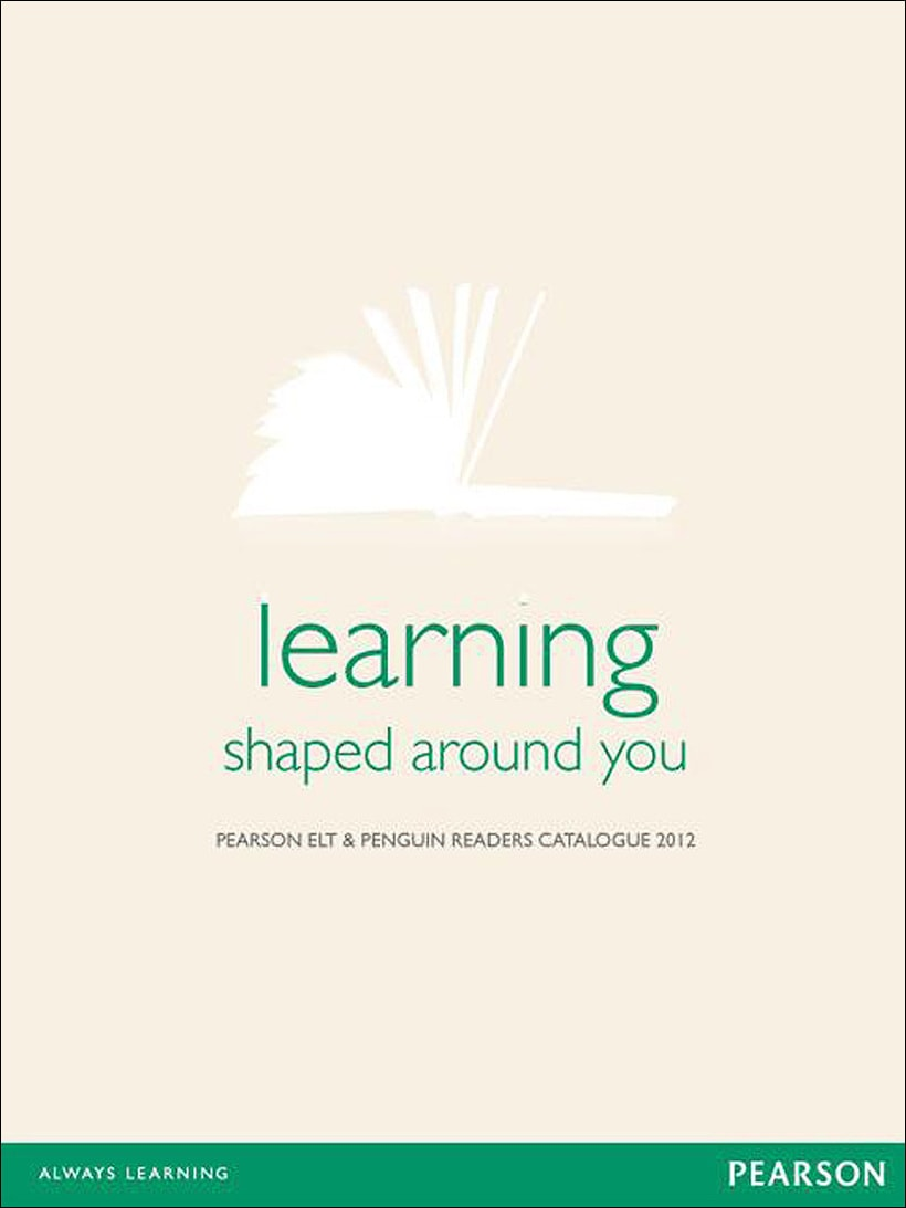 Catálogo Pearson 'Learning shaped around you' 0