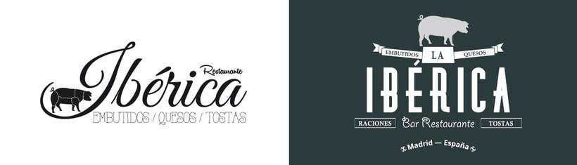 Logotipos para Restauración 2