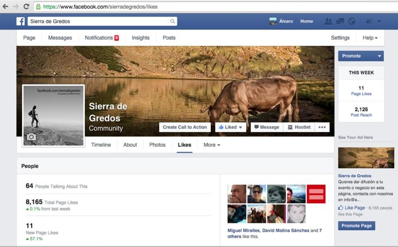 facebook - Sierra de Gredos  -1