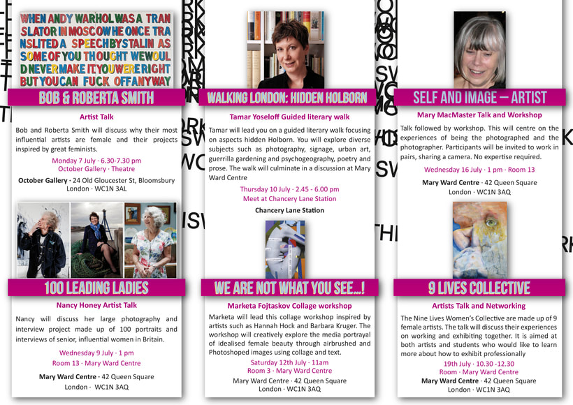 This Woman's Work Festival Leaflet 0