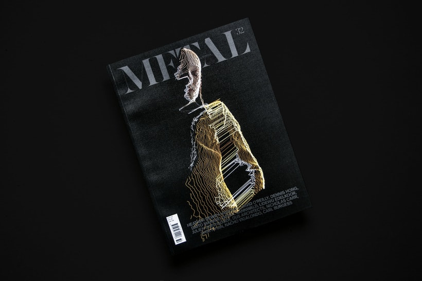 Metal Issue 32 -1