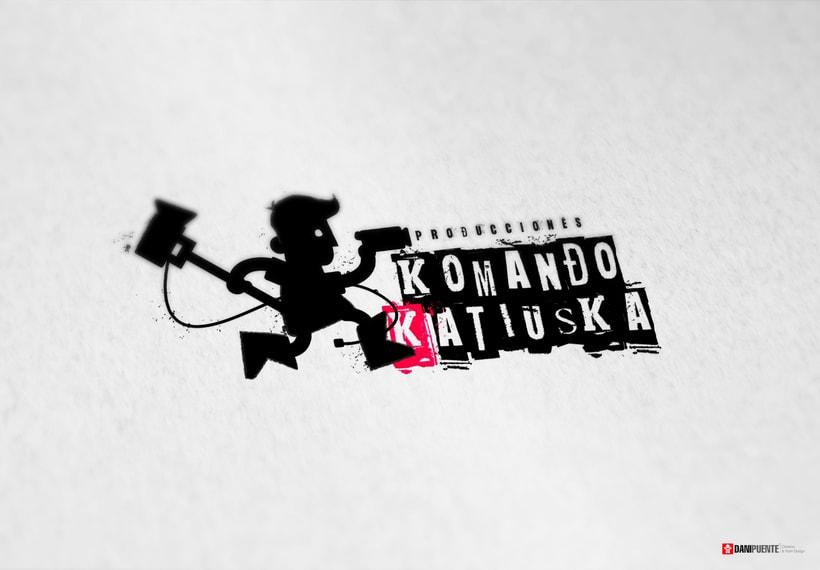 "Imagen Corporativa ""Komando KatuisKa producciones"". 1"