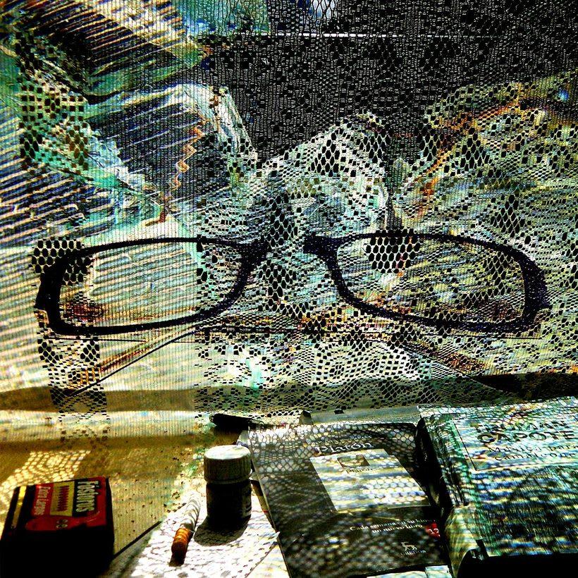 Collages fotográficos para poesías 5