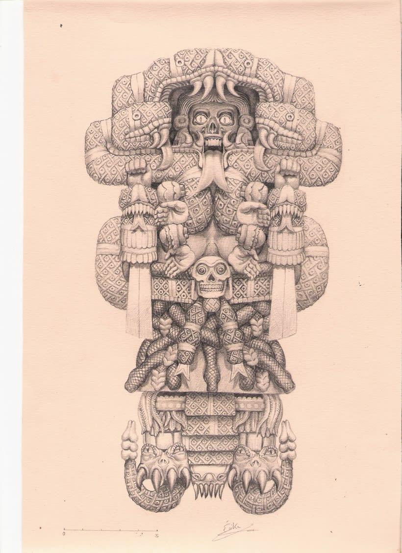 Diseño de un tatoo para el antebrazo del cantante y compositor Tuomas Karhunnen -1