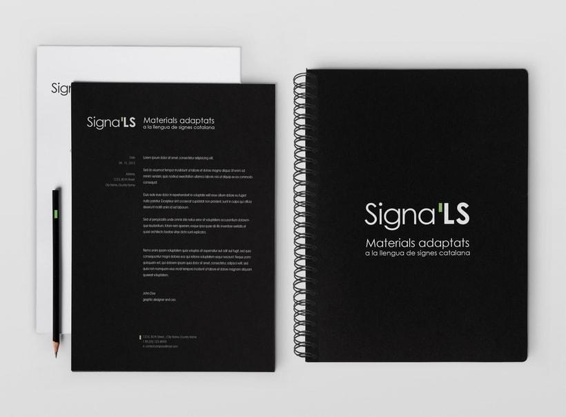 Signals -1