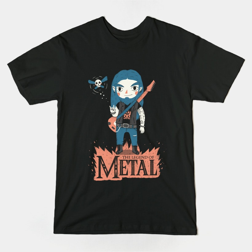 The Legend of Metal 1