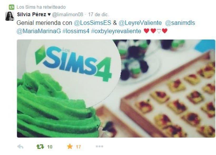 Evento Moda Los Sims 4 Navidad 1
