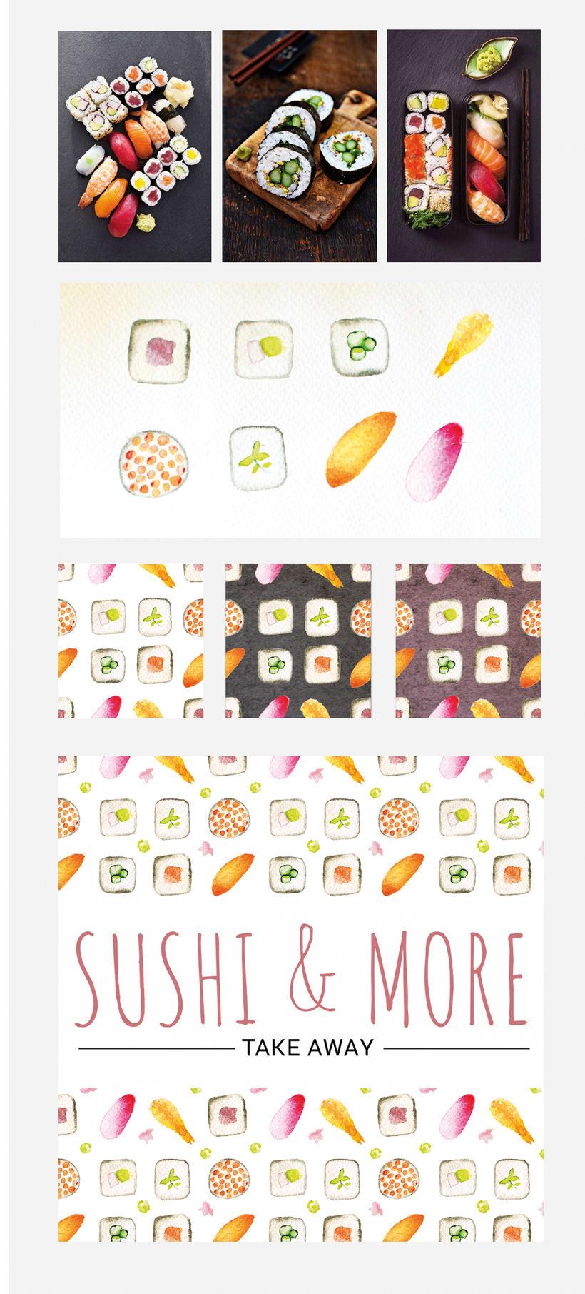 Sushi & More 0