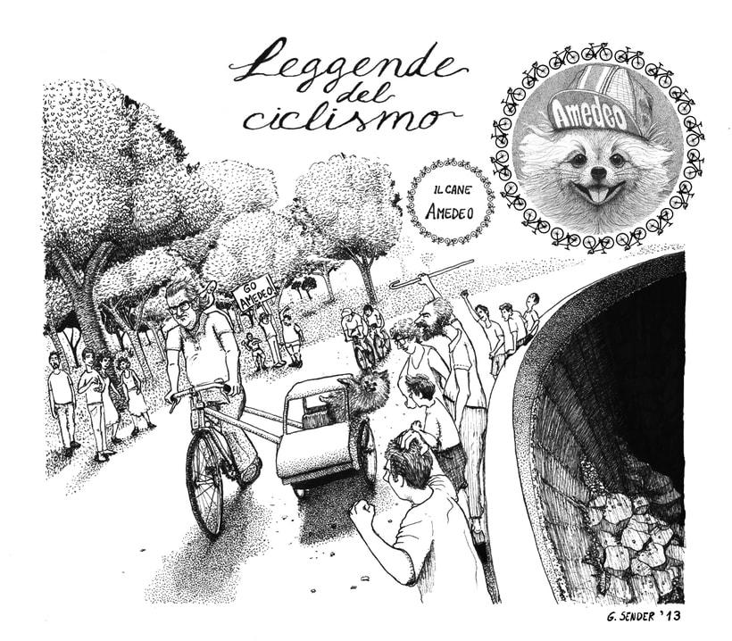 Leggende del ciclismo 1