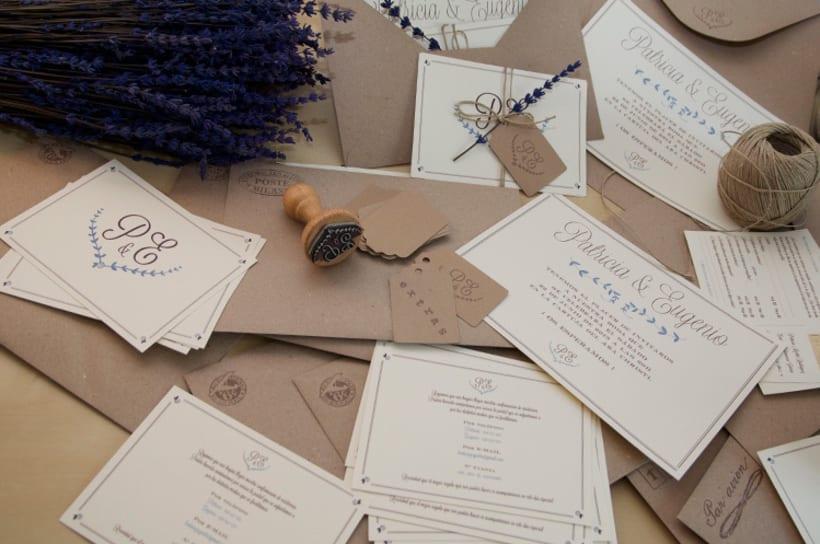 Invitación boda Patricia&Eugenio  5
