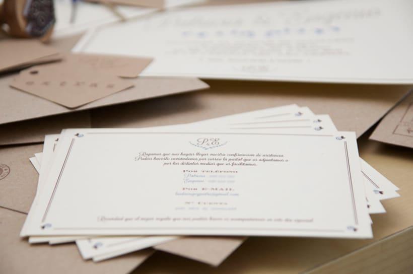 Invitación boda Patricia&Eugenio  7