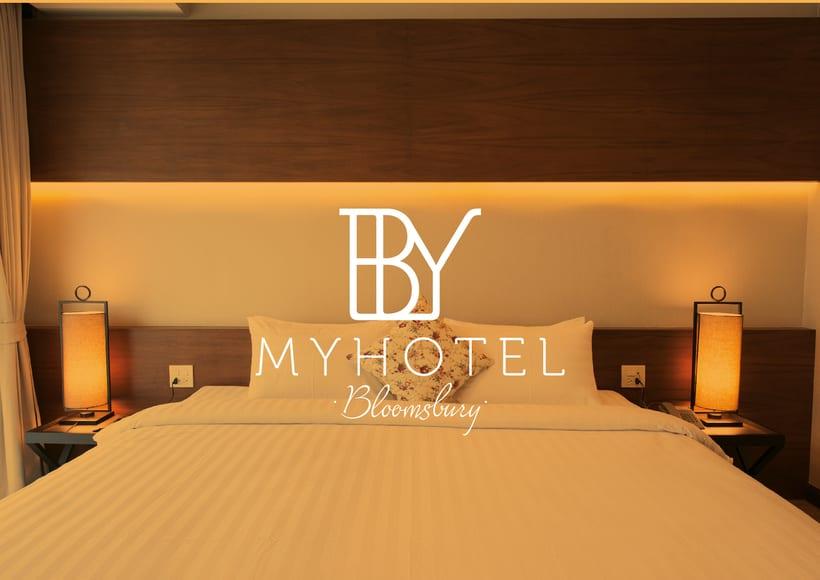 M HOTEL. Re-branding proposal. 3