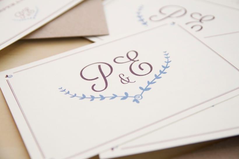 Invitación boda Patricia&Eugenio  0