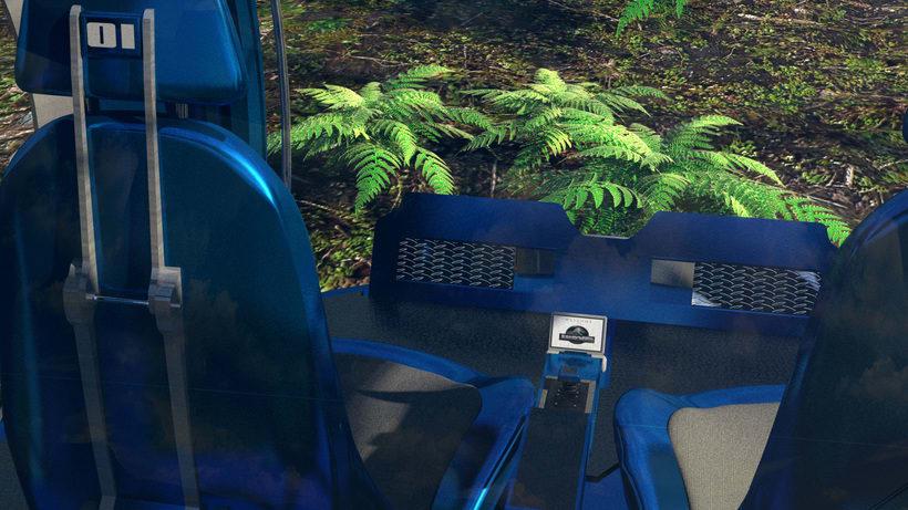 Gyrosphere (Jurassic World project) 4